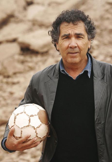 Hernán Rivera Letelier (foto ©Glenn Arcos/Alfaguara).