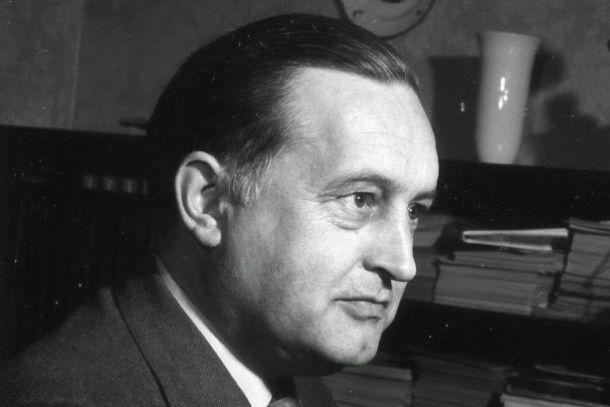Norbert Schultze, el compositor que adaptó la partitura original de Rudolf Zink para la versión más conocida de «Lili Marleen» (Foto: Günay Tulun).